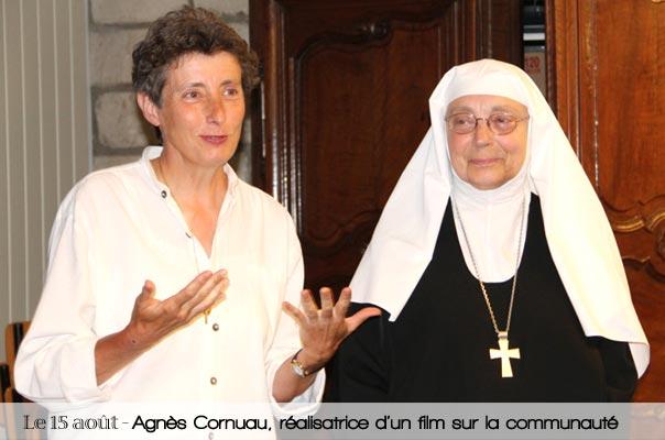 notre oblate Agnès Cornuau
