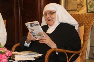 90 ans de soeur Praxède