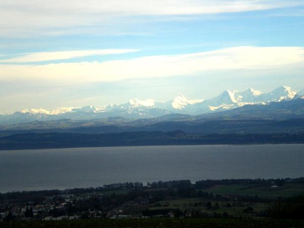 Grand Champ, lac de Neufchatel