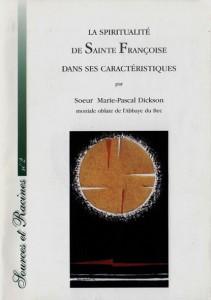 spiritualité de Sainte Françoise