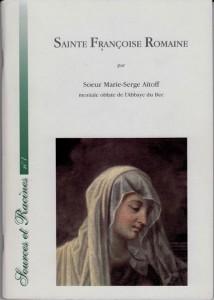 Vie de sainte Françoise