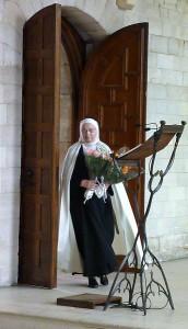 Mère prieure, 25 ans de priorat