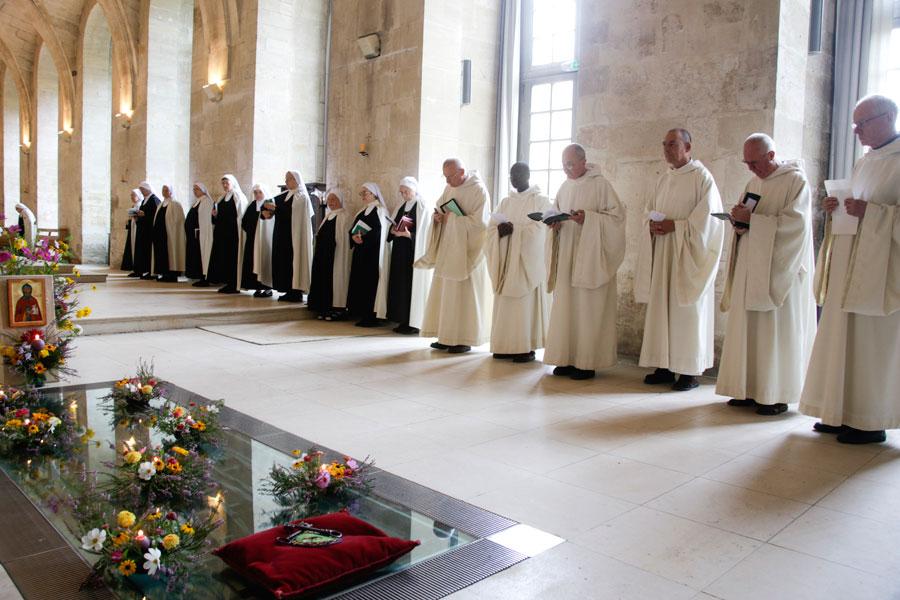 Fête de la saint Herlouin