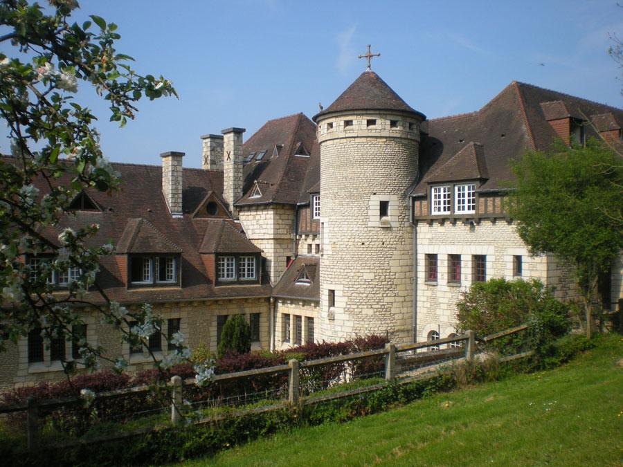 monastere sainte francoise romaine