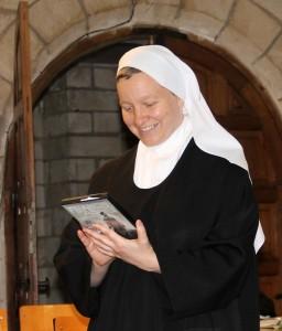 Sœur Anne-Cécile