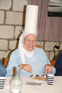 70 ans de sr Anne Véronique