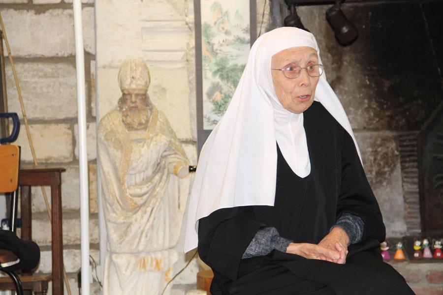 Mère Ignace Marie, d'Abu Gosh