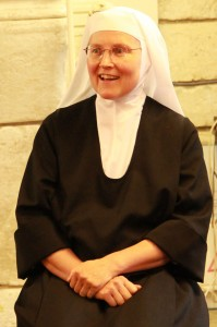 Sœur Christine-Marie d'Abu-Gosh