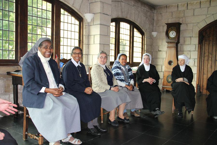 communauté des sœurs salésiennes de Bernay