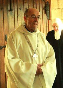 Père Abbé, monastere sainte françoise romaine