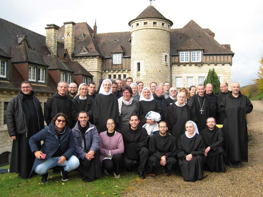 Internoviciat au monastère sainte françoise romaine