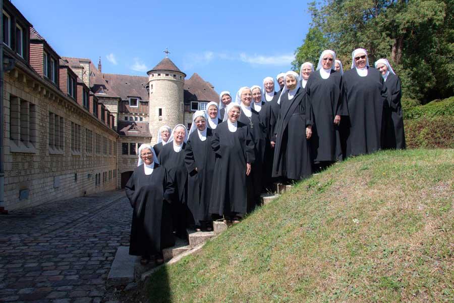 Communauté des bénédictines du Bec Hellouin