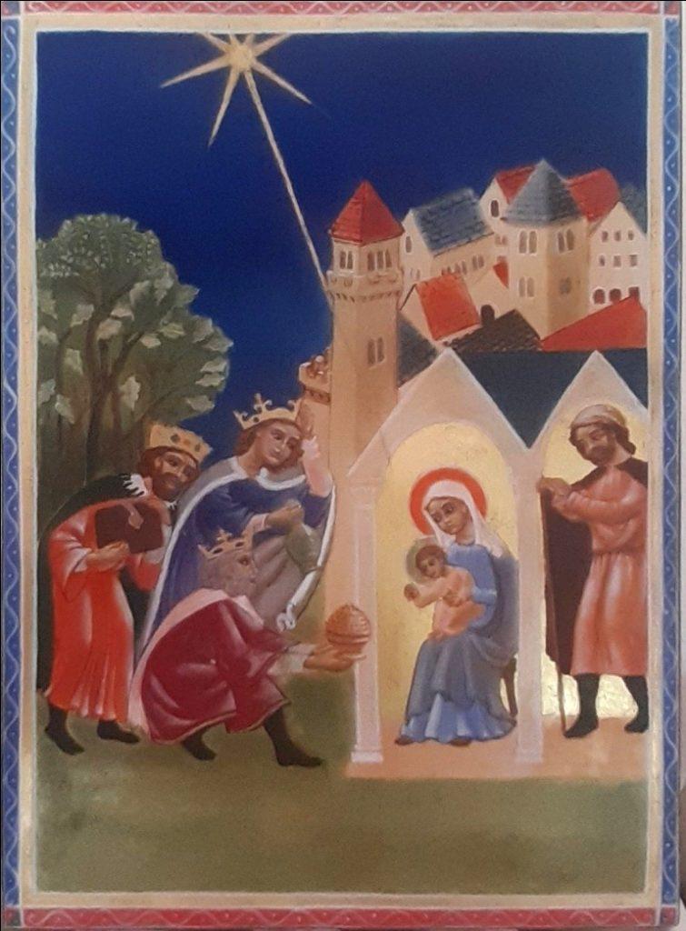 Nativité, monastère sainte françoise