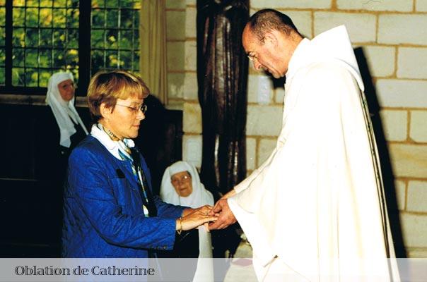 Oblation de Catherine